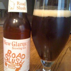 52. New Glarus Brewing – Road Slush Stout