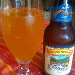 75. Sierra Nevada – 2009 Summerfest Lager