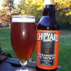 191. Shipyard Brewing – Smashed Pumpkin Ale