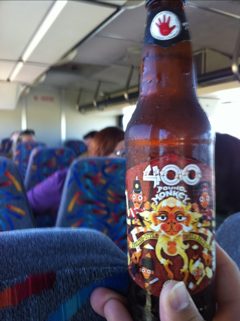 199. Left Hand Brewing – 400 Pound Monkey English IPA