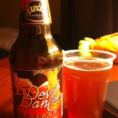 206. Founders Brewing – Devil Dancer Triple IPA