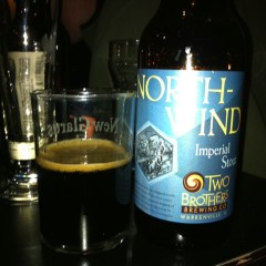 236. Two Brothers – North Wind Imperial Stout
