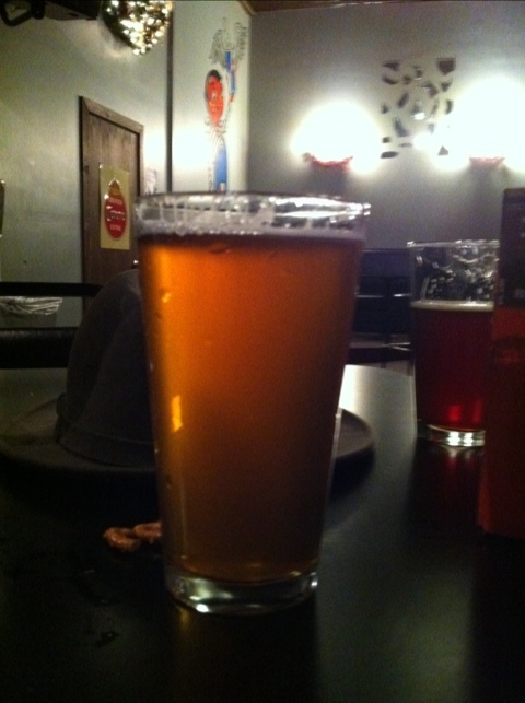 Moylans White Christmas Spiced Winter Lager Draft Beer