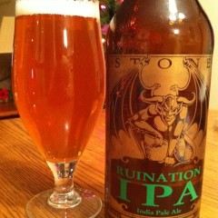 248. Stone – Ruination IPA India Pale Ale