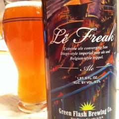 262. Green Flash Brewing – Le Freak Ale