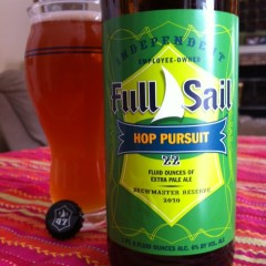 266. Full Sail – Brewmasters Reserve Hop Pursuit