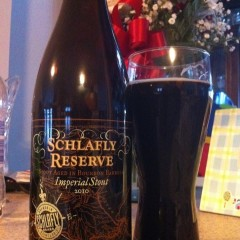 292. St. Louis Brewery – Schlafly Reserve Imperial Stout 2010