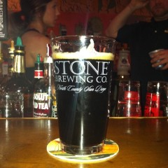 294. Stone Brewing – Sublimely Self Righteous Ale Draft