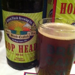363. Green Flash Brewing – Hop Head Red Ale