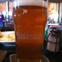 375. Flat Branch Pub & Brewing – Green Chili Beer