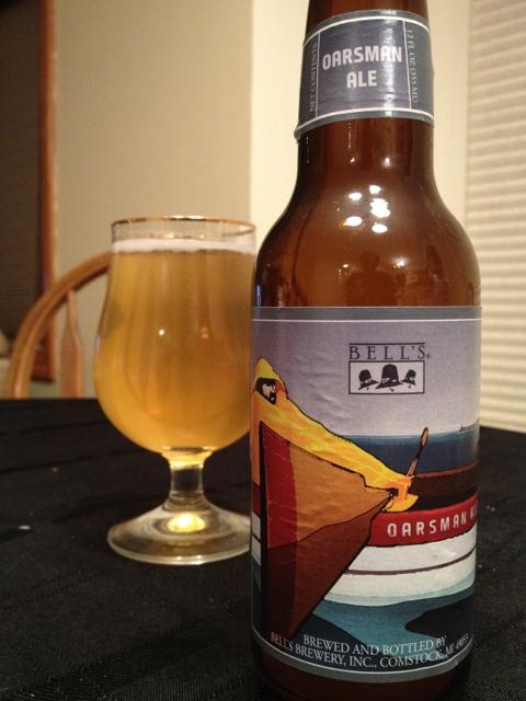 Bell's Brewery - Oarsman Ale