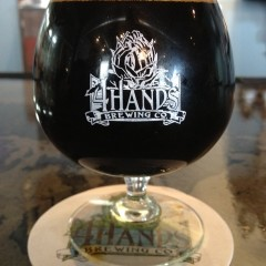 409. 4 Hands Brewing – Bona Fide Russian Imperial Stout