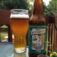 420. SweetWater Brewing – 420 Extra Pale Ale