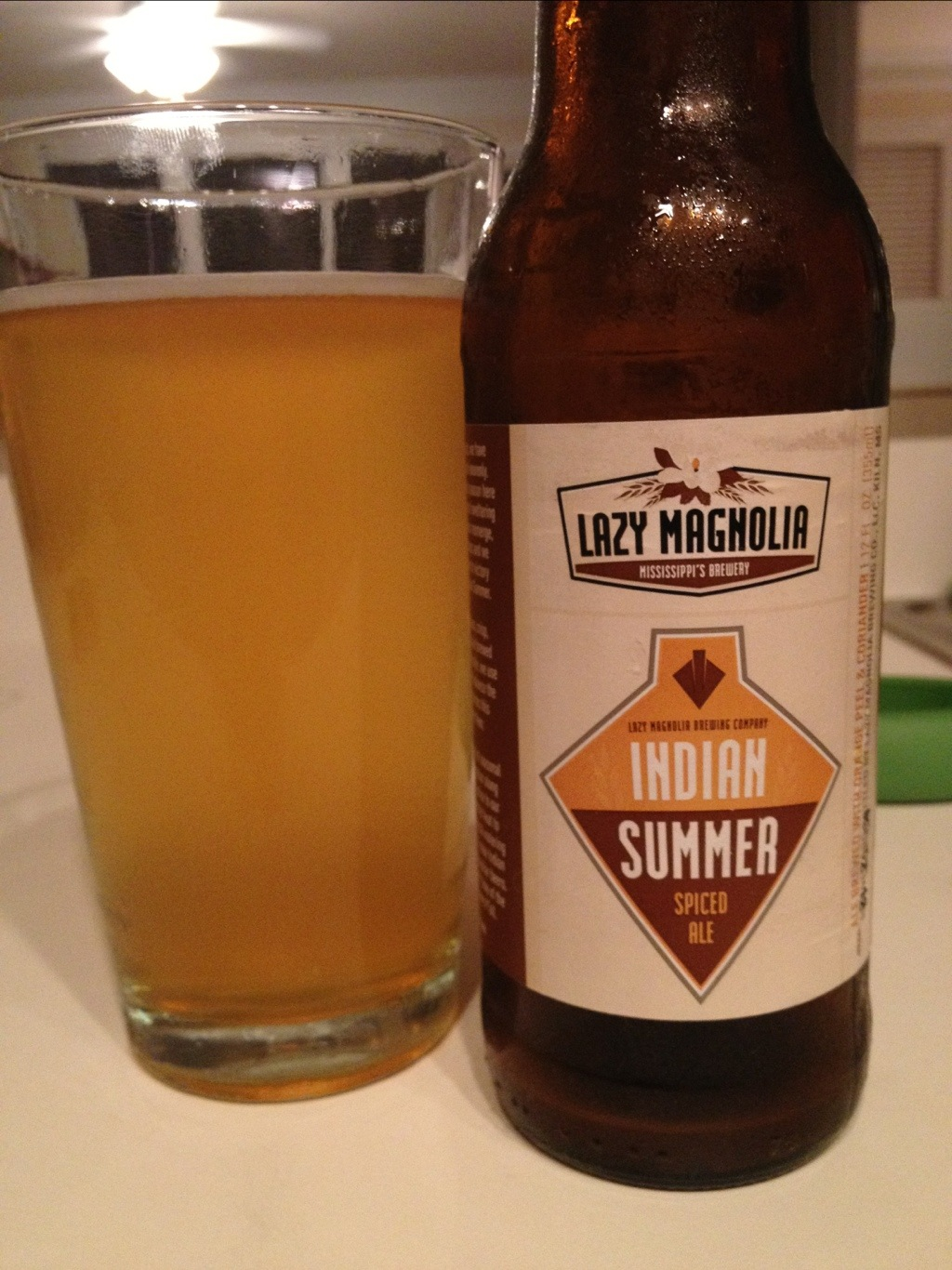 Lazy Magnolia - Indian Summer Spiced Ale