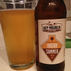 443. Lazy Magnolia – Indian Summer Spiced Ale
