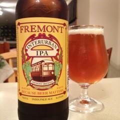 464. Fremont Brewing – Interurban IPA