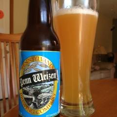490. Pennsylvania Brewing Co – Penn Weizen