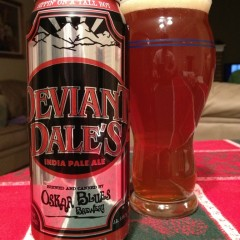 513. Oskar Blues Brewery – Deviant Dale's India Pale Ale