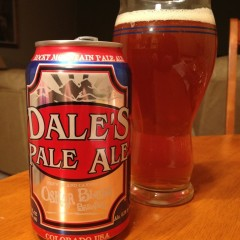 530. Oskar Blues Brewery – Dale's Pale Ale