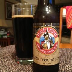 572. Highland Brewing Co. – Black Mocha Stout