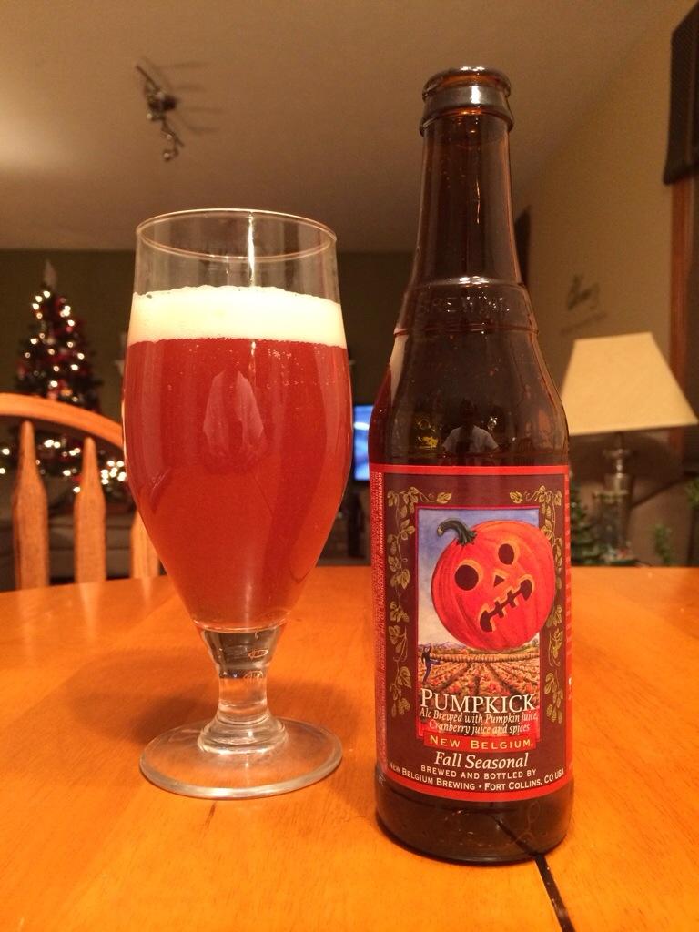 625. New Belgium Brewing - Pumpkick Ale
