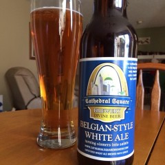 627. Cathedral Square Brewery – Belgian Style White Ale