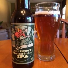 631. Parkway Brewing Co. – Get Bent Mountain IPA
