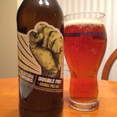662. Revolution Brewing – Double Fist Double Pale Ale