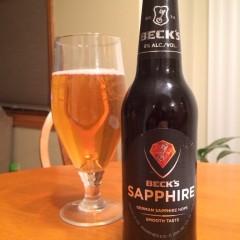 664. Brauerei Beck & Co. – Beck's Sapphire