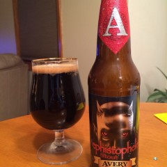 674. Avery Brewing – 2009 Mephistopheles' Stout
