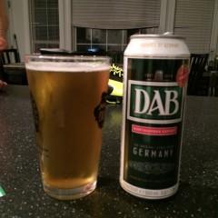704. Dortmunder Actien Brauerei – DAB Original