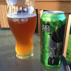 708. Rock Bridge Brewing – Rye You Lil' Punk Rye IPA