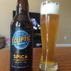 763. Ecliptic Brewing – Spica Hefepils