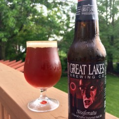 772. Great Lakes Brewing – Nosferatu Imperial Red Ale