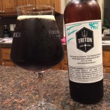 786. Triton Brewing – Nutty ProfessorPeanut Butter Brown Ale
