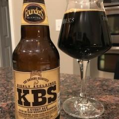 800. Founders Brewing – Kentucky Breakfast Stout 2009 KBS