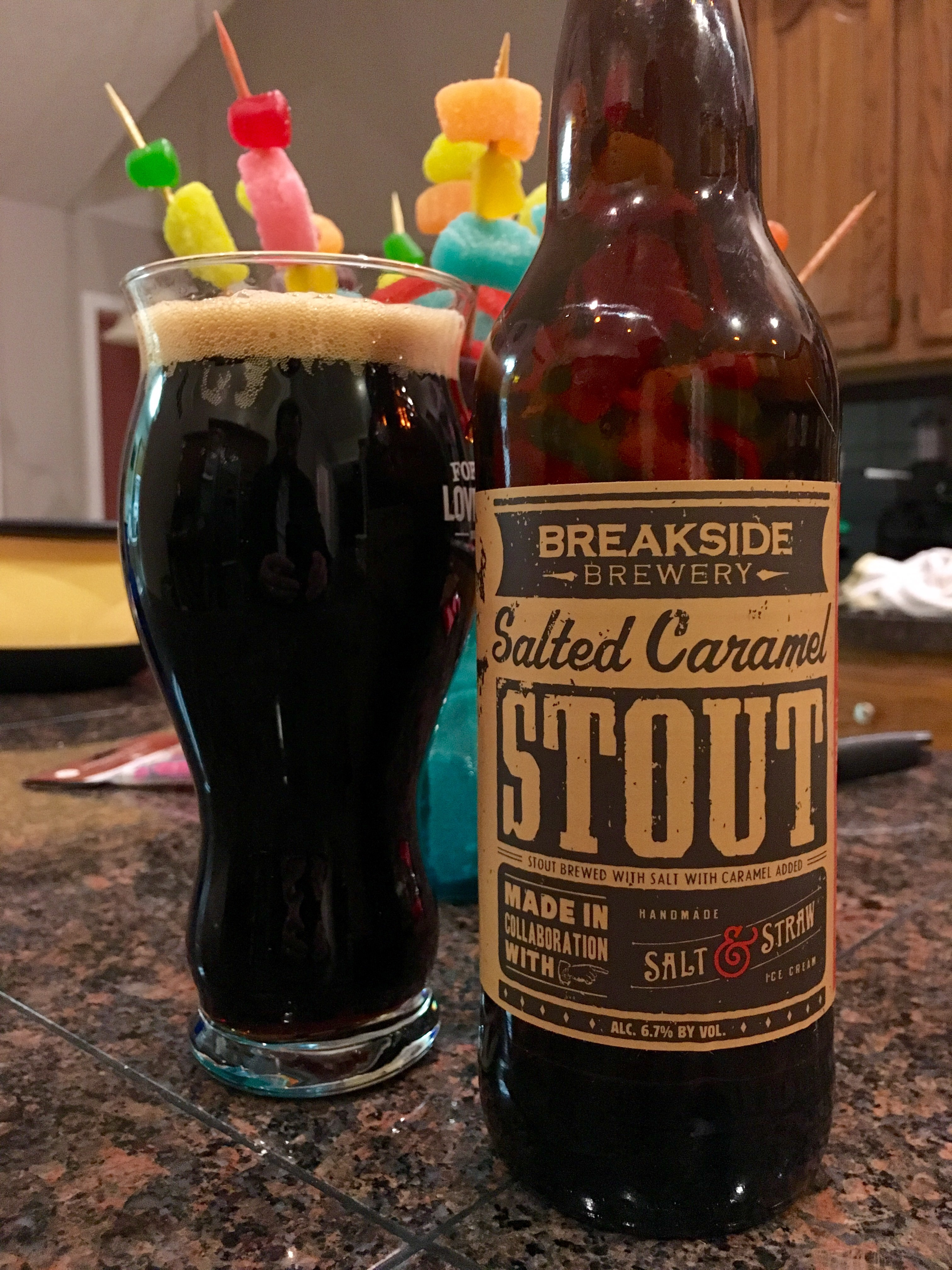 810. Breakside Brewery - Salted Caramel Stout