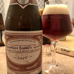 942. Boulevard Brewing – 2015 Bourbon Barrel Quad