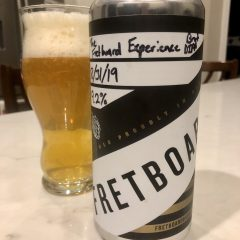 943. Fretboard Brewing – The Fretboard Experience Brut DIPA