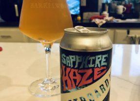 949. Fretboard Brewing – Sapphire Haze Hazy IPA
