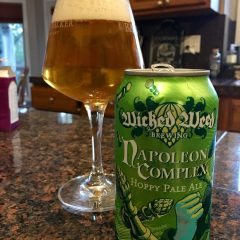 875. Wicked Weed – Napoleon Complex Hoppy Pale Ale