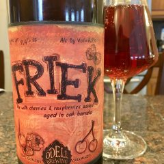 891. Odell Brewing – Friek (2016)