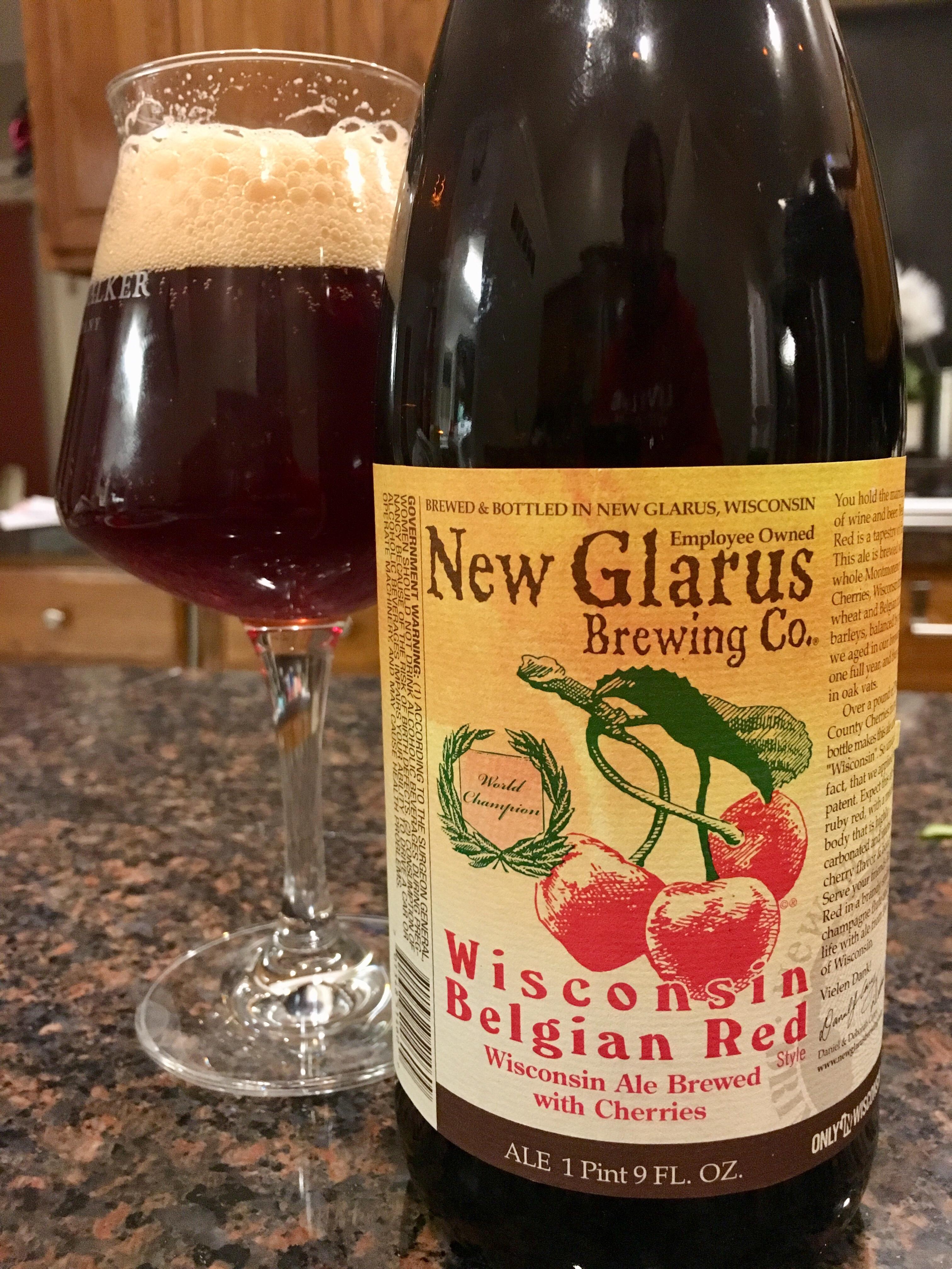 892. New Glarus - Wisconsin Belgian Red