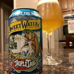 906. SweetWater Brewing – Triple Tail Tropical IPA