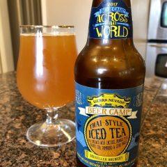 907. Sierra Nevada/Mikkeller – Thai Style Iced Tea Ale