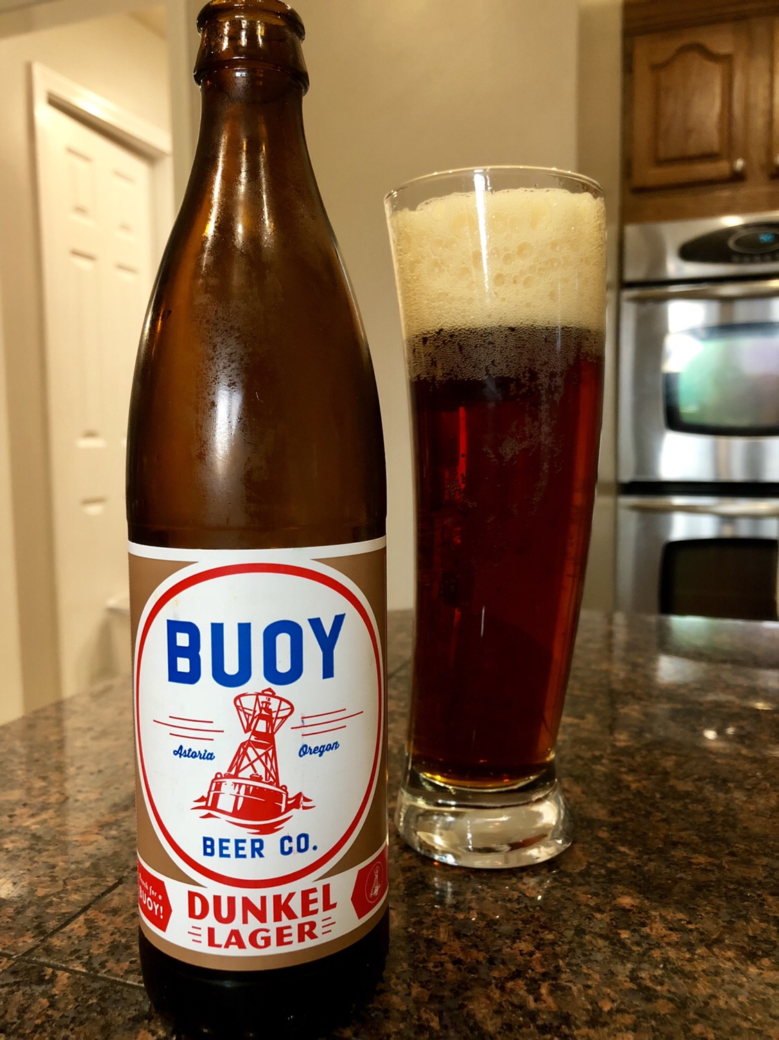 909. Buoy Beer Co. - Dunkel Lager