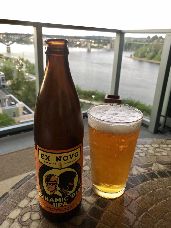 913. Ex Novo Brewing - Dynamic Duo IIPA