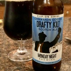 918. Monday Night Brewing – Cinnamon Cocoa Drafty Kilt Scotch Ale