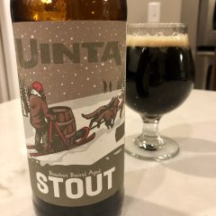 924. Uinta Brewing – Bourbon Barrel Aged Stout