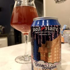 928. Red Hare Brewing – Berry Belgian Waffle